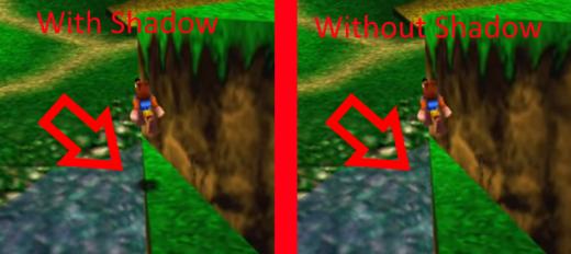 DShadow